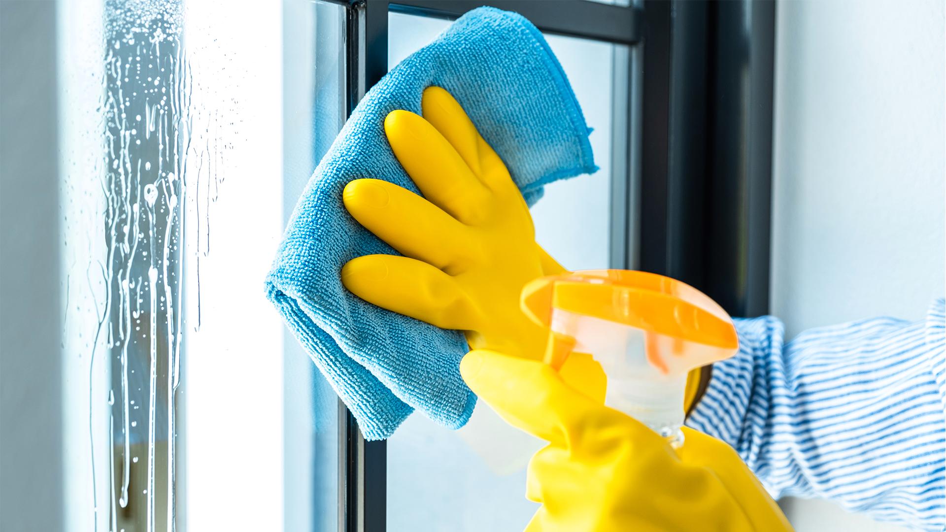 Lavage vitre complet